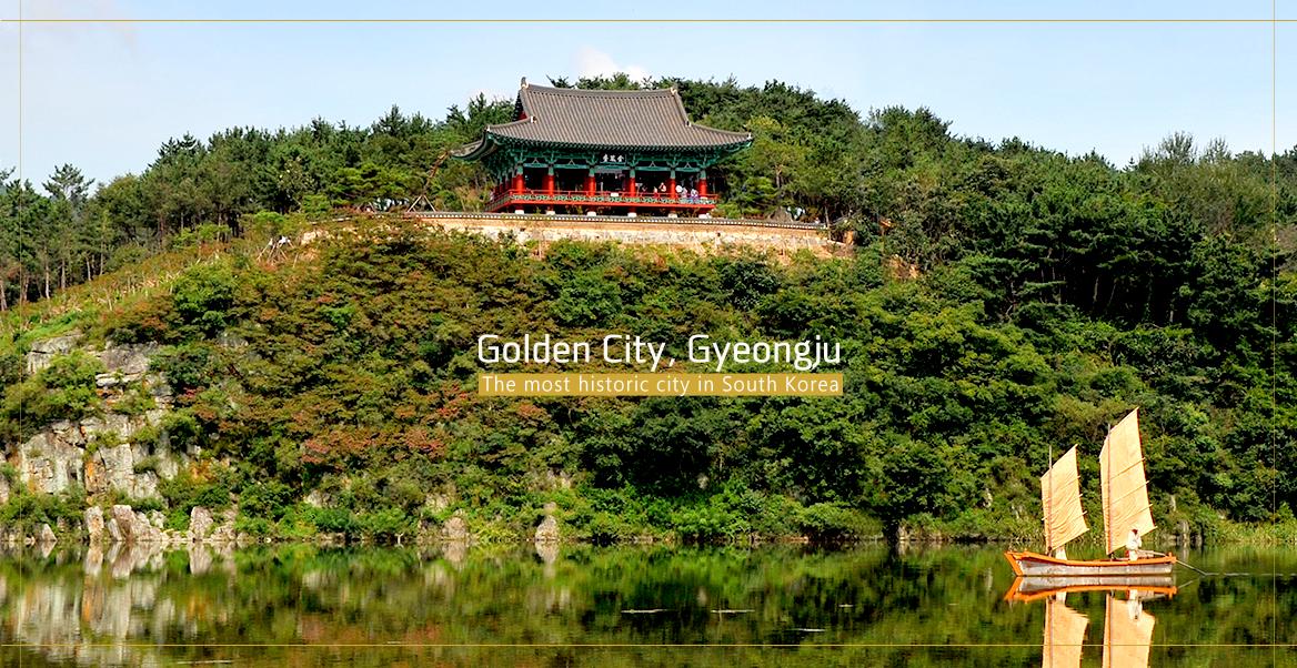Golden City, Gyeongju