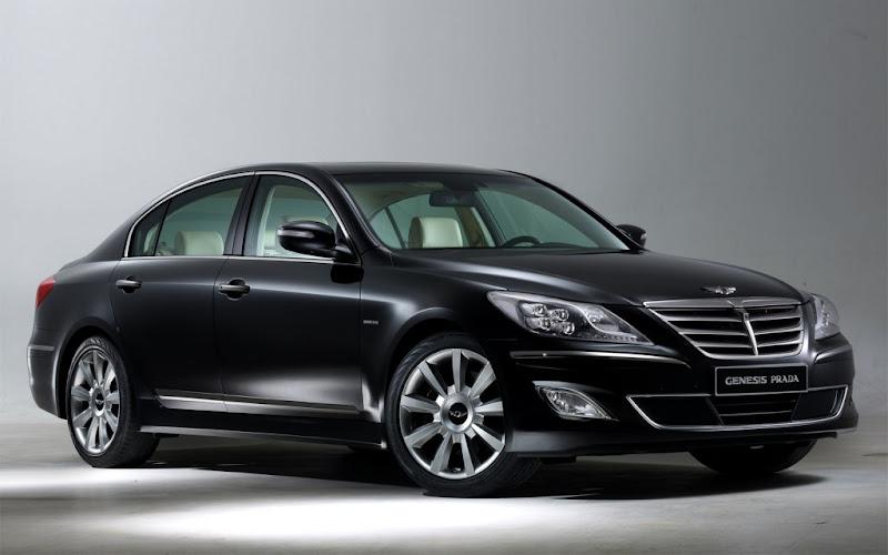 Hyundai Genesis Prada Limited-Edition