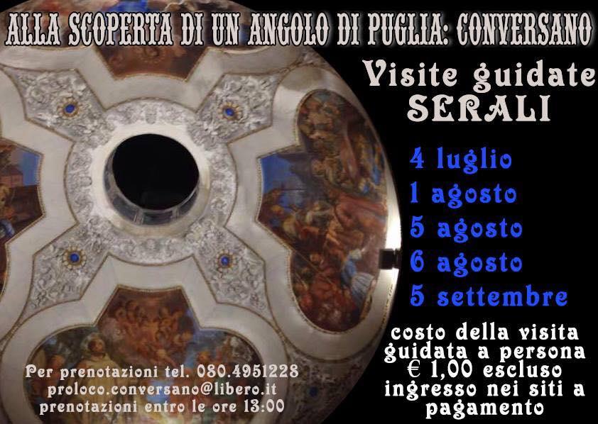 Alla scoperta di un Angolo di Puglia:Conversano