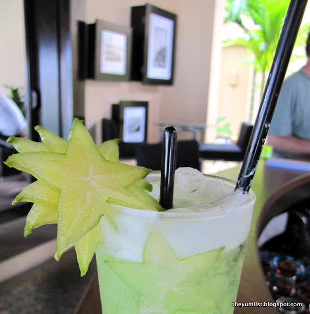 Gaya Island Resort, YTL, pool bar, lounge, champion mixologist
