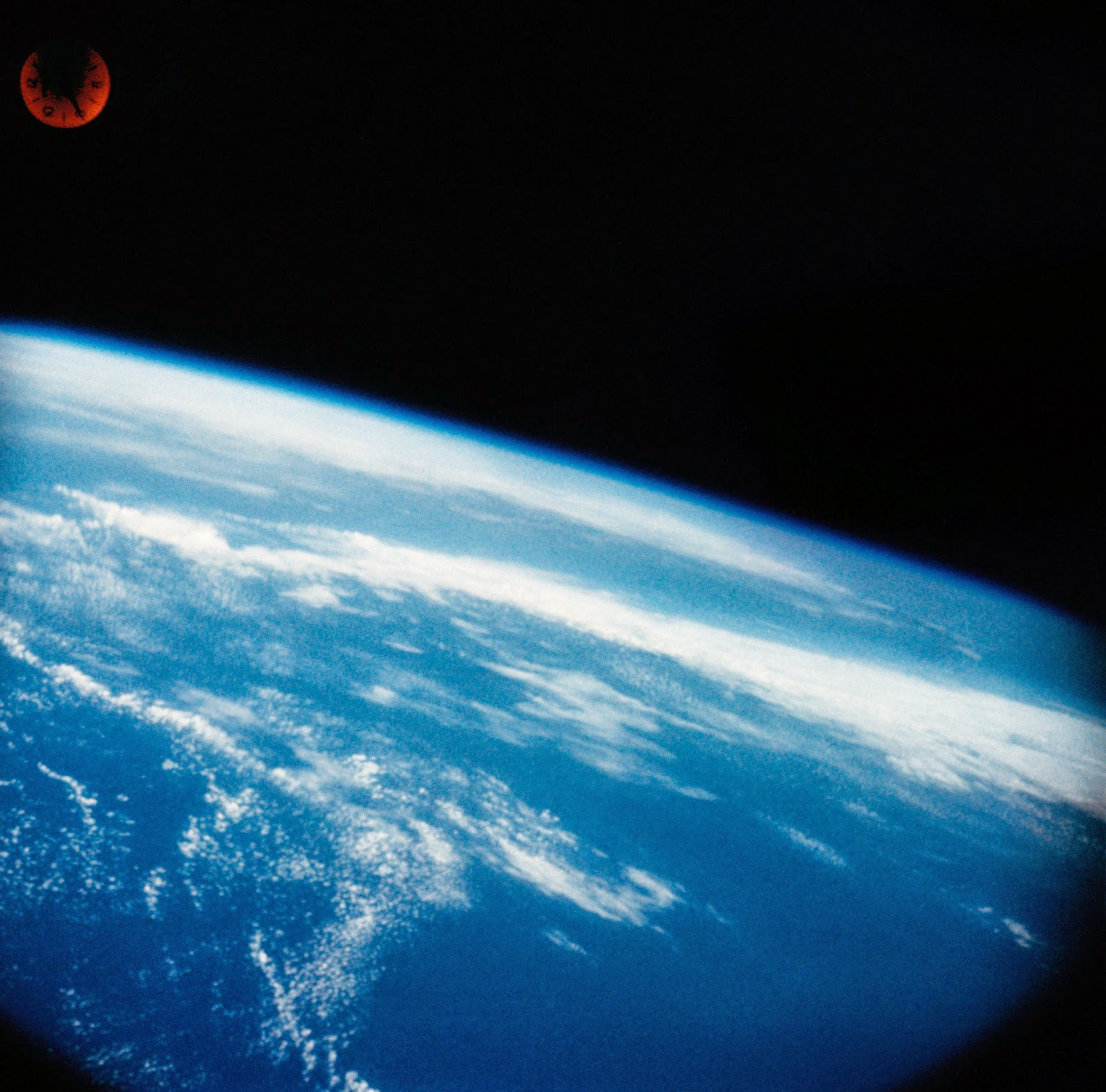 Foto de la Tierra.