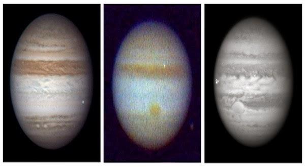 Ditemukan Material Berlian di Jupiter dan Saturnus