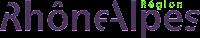 logo de la région rhône-alpes