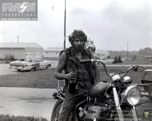 Portraits Of American Bikers  Life In The 1960s