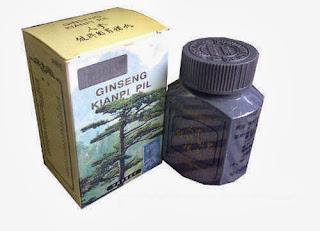 Ginseng Kianpi Pil