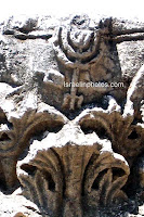 Israel Travel Guide - Christian Holy Places: Capernaum - Kfar Nahum