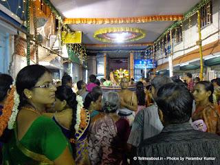 Lord Venkateswara on Simha Vahanam - 3
