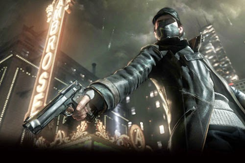 Watch Dogs no ps4 e xbox one
