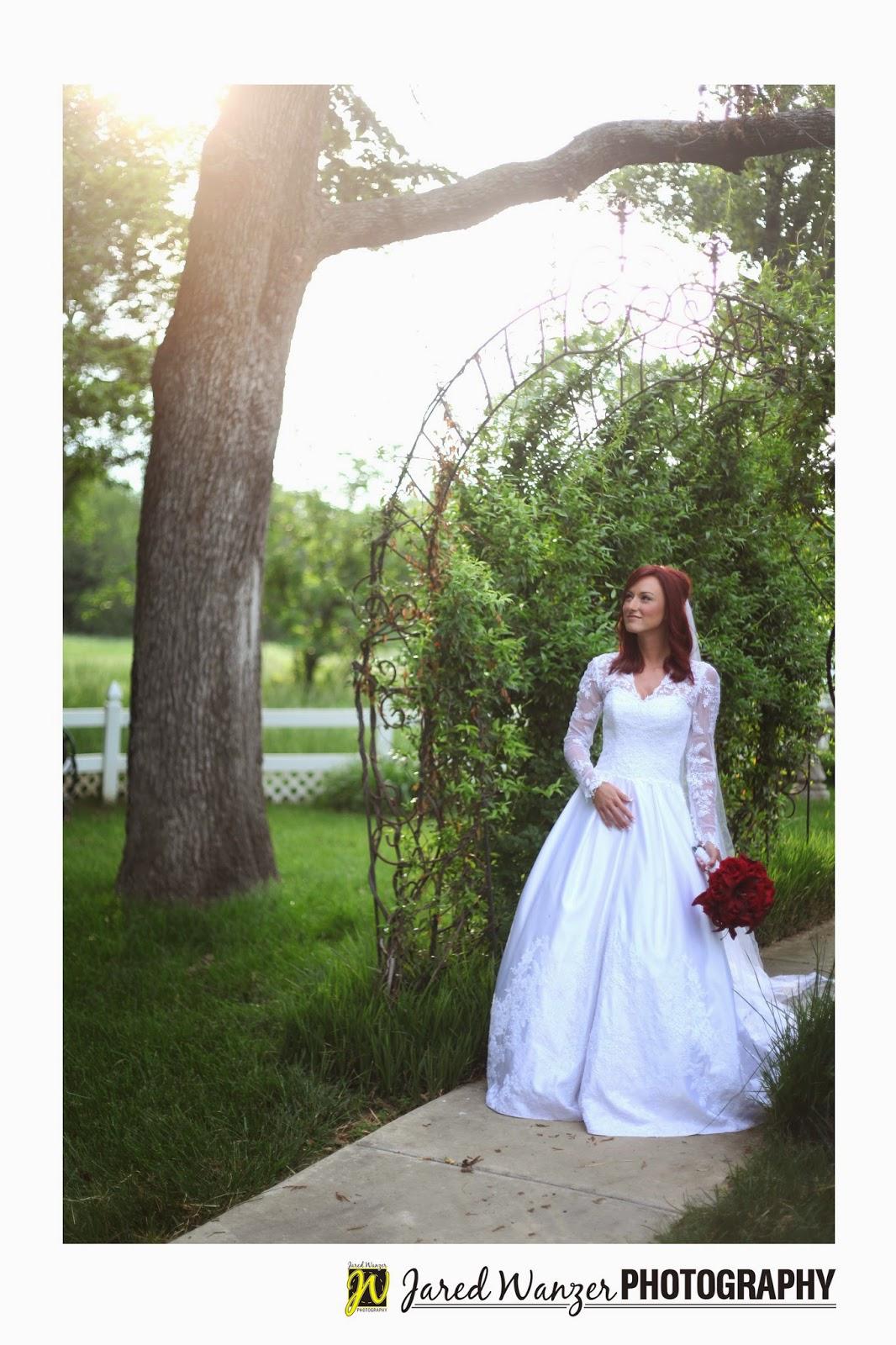 Jared Wanzer Photography CHRIS BRITTNIE WEDDING OKLAHOMA