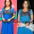 Remya Nambeeshamn Blue Salwar