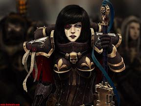 Dark Warriors Desktop Wallpapers