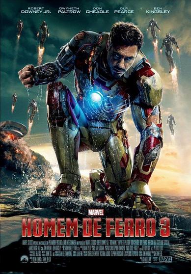 Filme Homem De Ferro 3 Dublado AVI BDRip