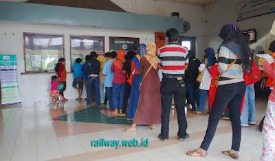 Perubahan Jam Layanan Stasiun Kereta Api