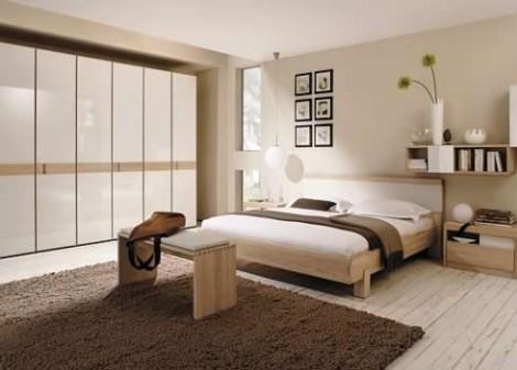 Habitaciones Con Estilo Pintura Para Dormitorio Moderno - Pintura-para-dormitorios