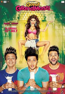 Great Grand Masti (2016) Hindi Movie 480p HDRip [350MB]