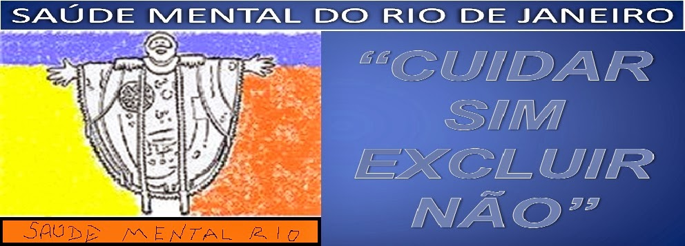 SAÚDE MENTAL DO RIO DE JANEIRO