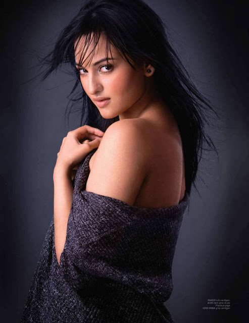Sonakshi Sinha Hot Photoshoot 2012