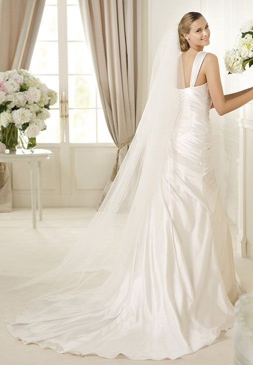 Simple and decent wedding dresses: manifesting your characteristic ...