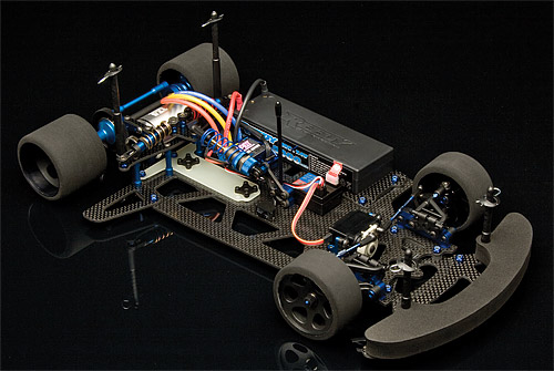Rc Oval Pan Car Racing