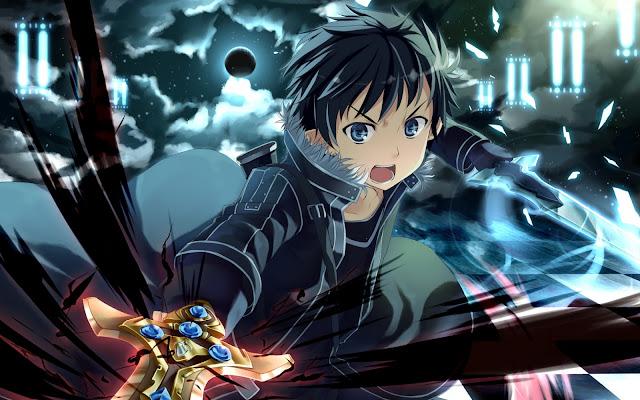 Kirito Sword Art Online Wallpaper 0010