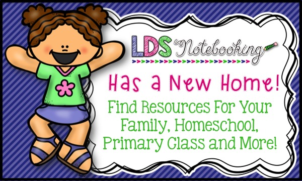 LDS Notebooking Has a New Home!