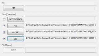 cara instal ulang samsung young gt-s5360
