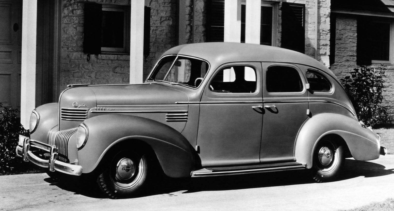 1939 Chrysler Royal Coupe 1939 Chrysler Model C 22 Royal