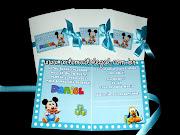 Convites infantis e lembrancinhasArte muito legal