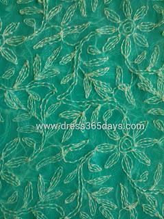 Tepchi Embroidery Chikankari