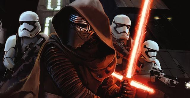 Star Wars: O Despertar da Força | Clipe, comercial e artes inéditas da sequência