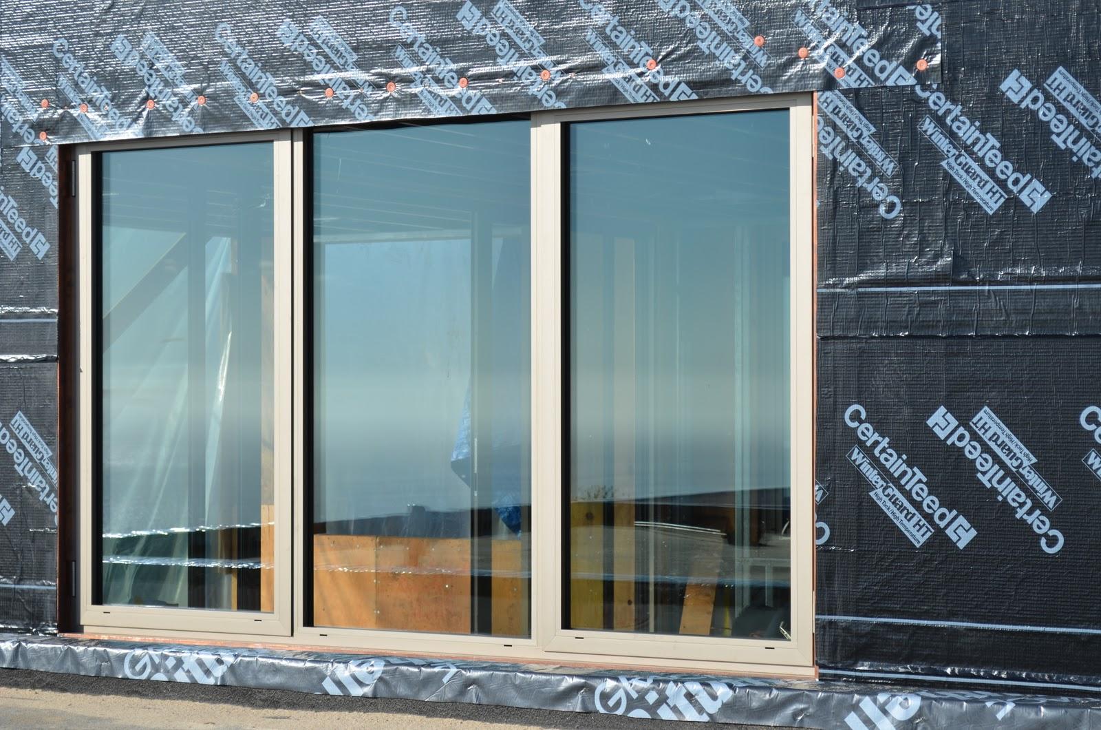 Fleetwood Custom Anodized Aluminum Window Project At