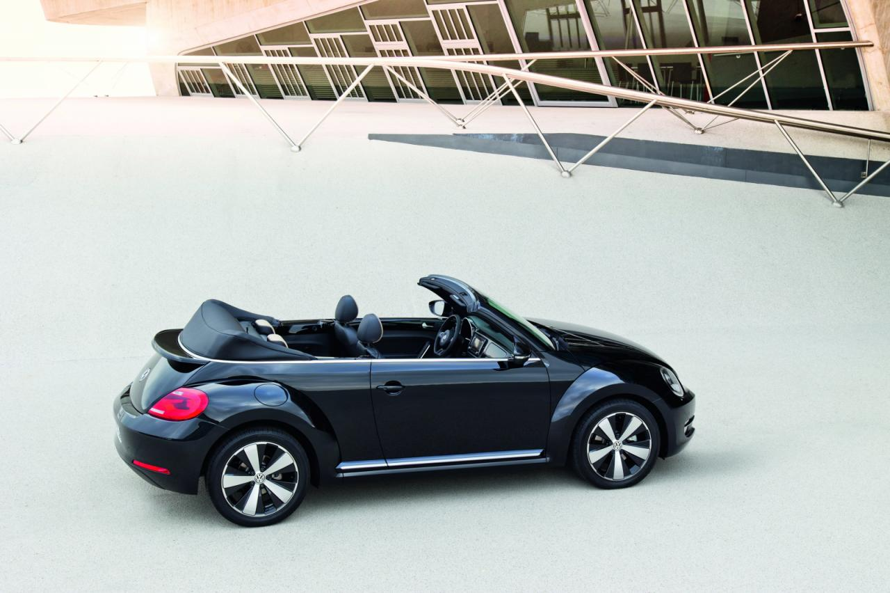 volkswagen beetle ve beetle cabriolet exclusive. Black Bedroom Furniture Sets. Home Design Ideas