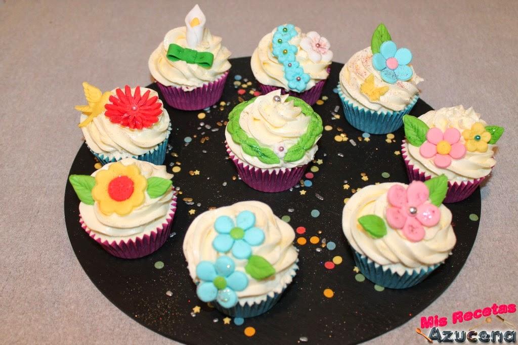 Cupcakes de cho...