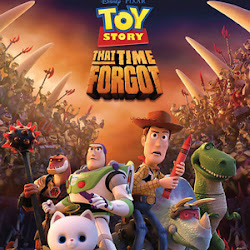 Poster Toy Story That Time Forgot 2014
