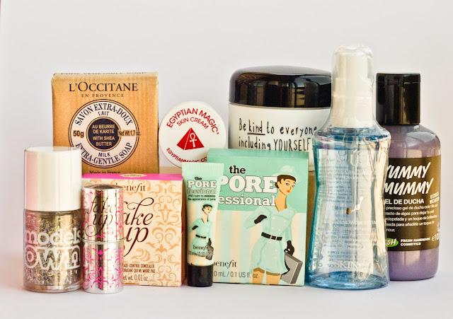 Participaciones para el Sorteo de II Aniversario de My Cosmetic Art