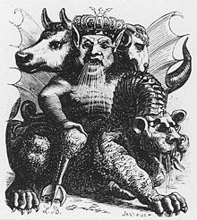 What band name Aesma Daeva stands for - Asmodeus