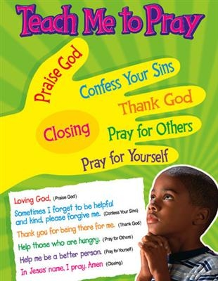 How do you pray with your children or with your spouse or in general