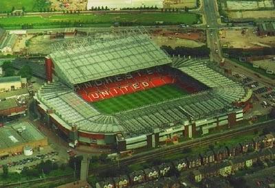 Sejarah Old Trafford Stadium