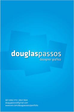 Douglas Passos - Designer Gráfico