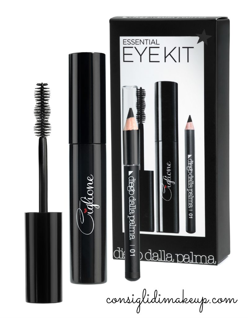 cofanetto essential eye kit natale