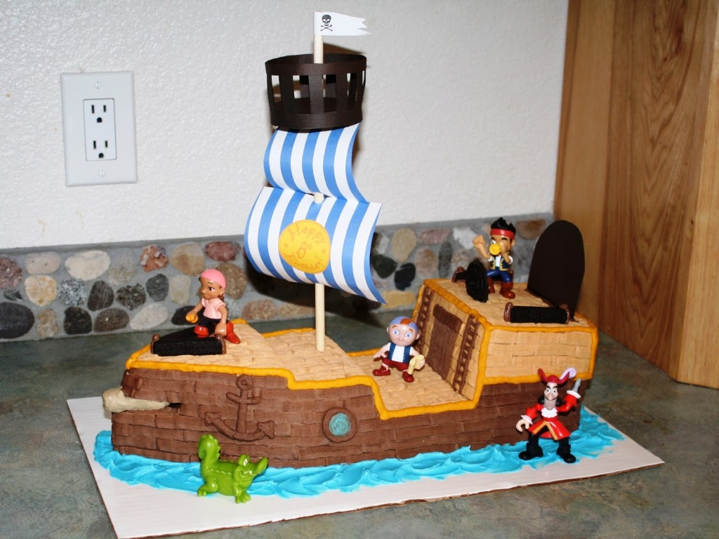 jake and the neverland pirates cake walmart - photo #35