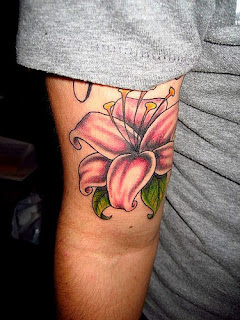 Lily Tattoo Design Photo gallery - Lily Tattoo Ideas