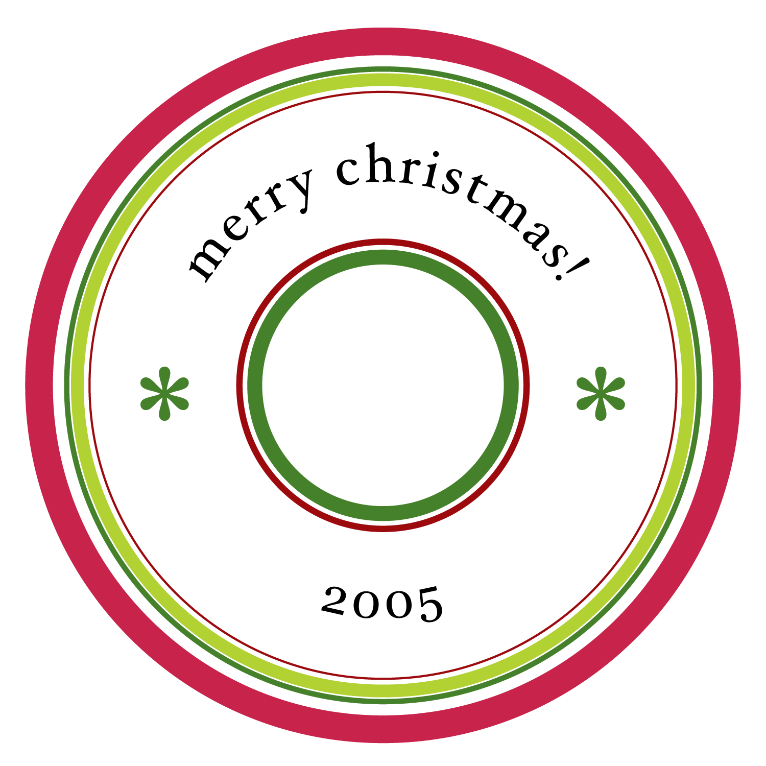 C.Jane.Do: Christmas Card CDs :: 2005