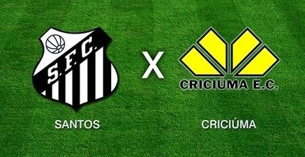 Santos x Criciúma