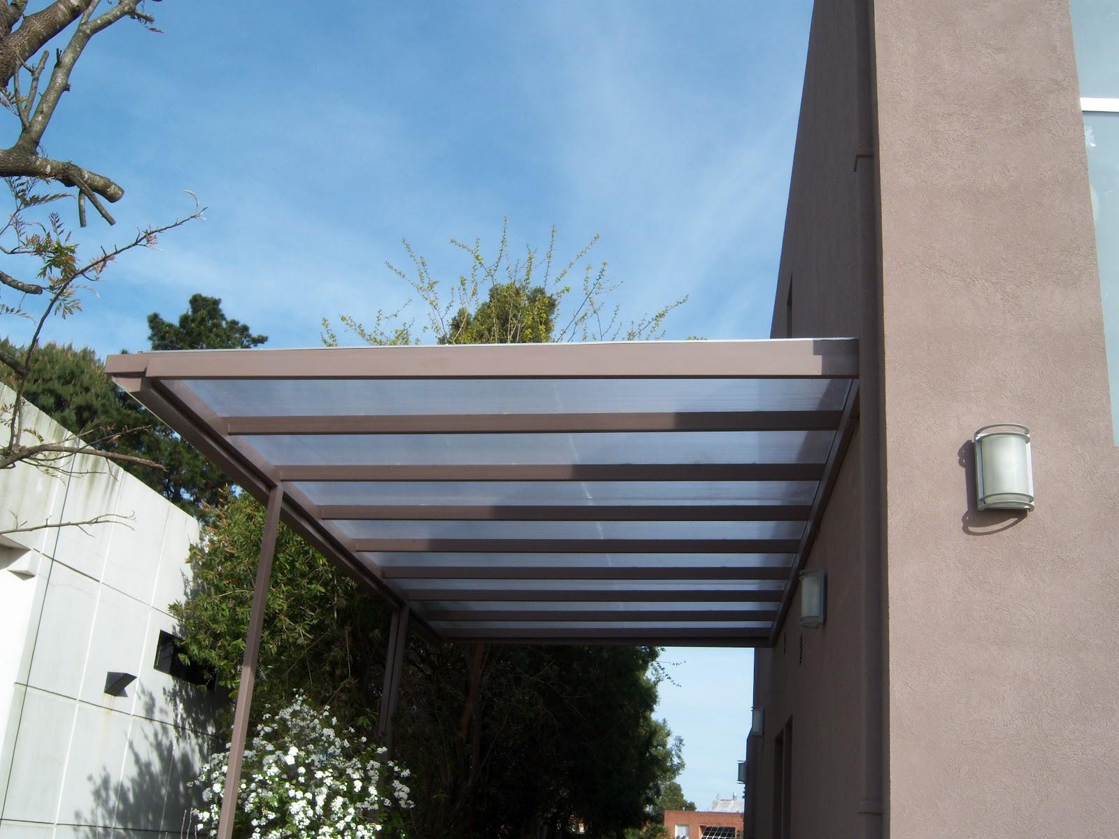 Inoxman a techos aleros - Techos para garajes ...