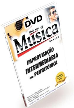 1211vaw847 - Mais que Música – Improvisação Intermediária em Pentatônica