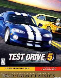 Test drive 5 Full Game