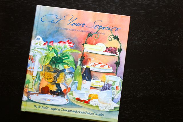 junior league gwinnett and north fulton cookbook