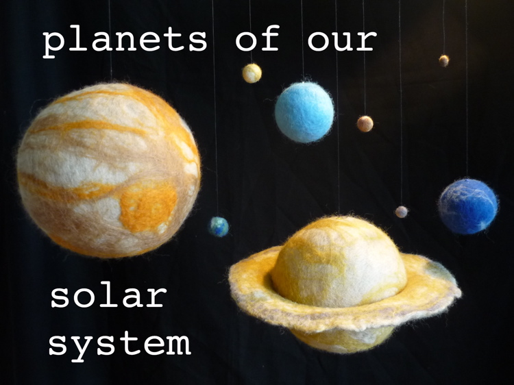 Planets Solar System Model Labeled - Pics about space