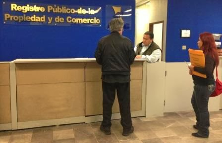 Tijuana noticias 01 29 14 for Registro de la propiedad lugo